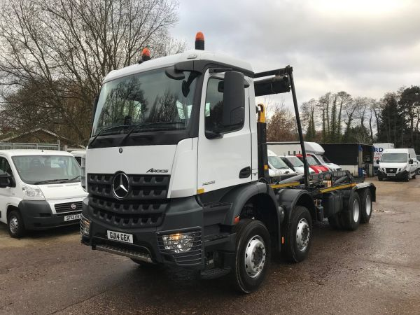 Used MERCEDES BENZ AROCS in Woking Surrey for sale