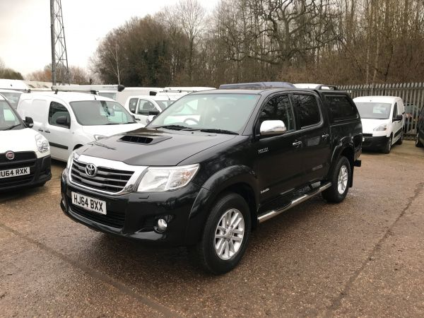 Used TOYOTA HI-LUX in Woking Surrey for sale