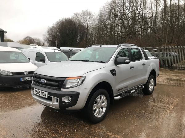 Used FORD RANGER in Woking Surrey for sale