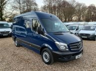 MERCEDES BENZ SPRINTER 313 CDI MWB HIGH ROOF 130BHP 6 SPEED *CRUISE CONTROL!!!  - 1166 - 3