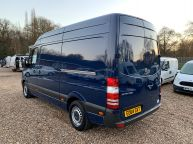 MERCEDES BENZ SPRINTER 313 CDI MWB HIGH ROOF 130BHP 6 SPEED *CRUISE CONTROL!!!  - 1166 - 19