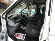 FORD TRANSIT 350 DOUBLE CAB TIPPER 125 BHP 2.2 TDCI **6 SPEED!!! - 1129 - 9