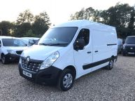 RENAULT MASTER MM35 L2H2 MWB **AIR CON** BUSINESS PLUS 2.3 DCI *6 SPEED!!! - 1093 - 1