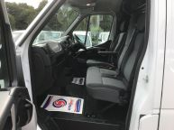 NISSAN NV400 2.3 DCI MWB L2H2 *ONLY 36600 MILES* HIGH ROOF SE **6 SPEED!!! - 1090 - 10