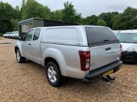 ISUZU D-MAX EXTENDED CAB **AIR CON** 4X4 2.5 TD 165 BHP **HARDTOP CANAPY!!! - 1285 - 20