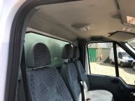 FORD TRANSIT 350 EF LWB *155BHP* BOX WITH TAILLIFT 2.2 TDCI *6 SPEED!!! - 974 - 12