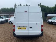 FORD TRANSIT 350 *6 SEAT CREWVAN* LWB MEDIUM ROOF 2.2 TDCI *6 SPEED!!! - 1288 - 23