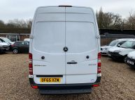 MERCEDES BENZ SPRINTER 313 CDI **FRIDGE / FREEZER WITH OVERNIGHT STANDBY** MWB HIGH ROOF  - 1196 - 22