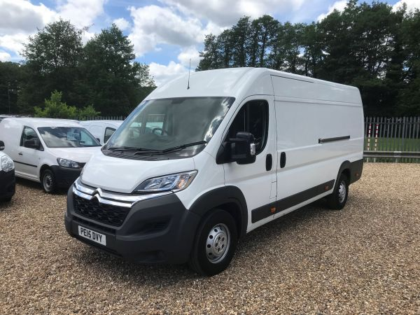 Used CITROEN RELAY in Woking Surrey for sale