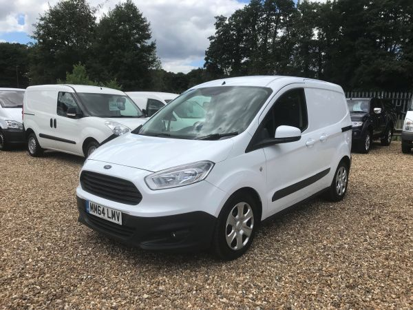 Used FORD TRANSIT COURIER in Woking Surrey for sale