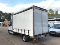 MERCEDES BENZ SPRINTER 313 CDI LWB 14FT CURTAINSIDER WITH BARN DOORS!!! - 852 - 18