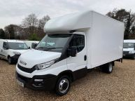 IVECO DAILY 35C13 XLWB LUTON **ONLY 27000 MILES** TAIL LIFT 2.3 TD *6 SPEED!!!  - 1194 - 1