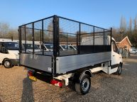 MERCEDES BENZ SPRINTER 313 CDI MWB *AUTOMATIC* NEW TIPPER BODY WITH CAGE *CHOICE OF 3!!! - 1239 - 5