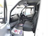 MERCEDES BENZ SPRINTER 313 CDI LWB 14FT CURTAINSIDER WITH BARN DOORS!!! - 852 - 8