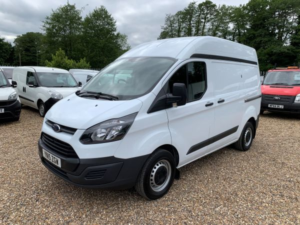 Used FORD TRANSIT CUSTOM in Woking Surrey for sale