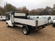 FORD TRANSIT 350 SINGLE CAB TIPPER WITH TOOLBOX **BRAND NEW BODY** 2.2 TDCI *6 SPEED!!!  - 1139 - 26
