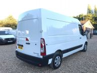 RENAULT MASTER MM35 L2H2 MWB **AIR CON** BUSINESS PLUS 2.3 DCI *6 SPEED!!! - 1093 - 22