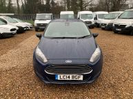 FORD FIESTA 1.6 TDCI **ONLY 32000 MILES** ECONETIC *Rear Parking Sensors!!! - 1245 - 16