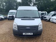 FORD TRANSIT 350 *6 SEAT CREWVAN* LWB MEDIUM ROOF 2.2 TDCI *6 SPEED!!! - 1288 - 16