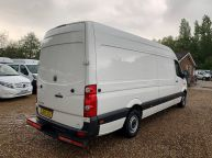 VOLKSWAGEN CRAFTER CR35 LWB *CRUISE CONTROL* HIGH ROOF 2.0 TDI  - 1262 - 21