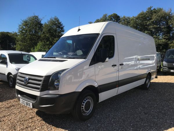 Used VOLKSWAGEN CRAFTER in Woking Surrey for sale