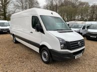 VOLKSWAGEN CRAFTER CR35 LWB HIGH ROOF **143 BHP** 2.0 TDI *Sorry Now Sold!!!  - 1230 - 3