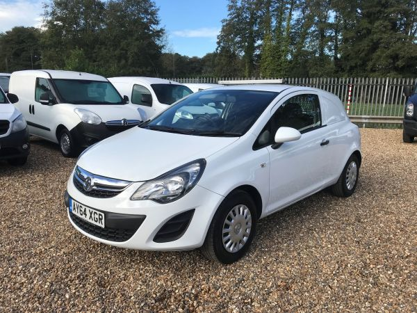 Used VAUXHALL CORSA VAN in Woking Surrey for sale