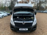 VAUXHALL MOVANO  3500 MWB **AIR CON** MEDIUM ROOF 2.3 CDTI *6 SPEED!!! - 1434 - 26