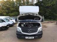 MERCEDES BENZ SPRINTER 313 CDI LWB 14FT CURTAINSIDER WITH BARN DOORS!!! - 852 - 12
