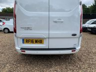 FORD TRANSIT CUSTOM 290 LIMITED SWB *6 SEAT CREWVAN* 2.2 TDCI 125 *6 SPEED!!! - 1330 - 24
