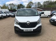 RENAULT TRAFIC LL29 DCI LWB **6 SPEED** L2 H1 EURO 5 BUSINESS 115BHP!!! - 992 - 13