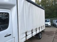 MERCEDES BENZ SPRINTER 313 CDI LWB 14FT CURTAINSIDER WITH BARN DOORS!!! - 852 - 14