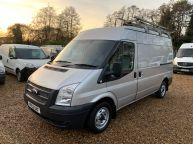 FORD TRANSIT 280 L2H2 MWB MEDIUM ROOF 2.2 TDCI *6 SPEED!!! - 1447 - 1