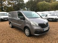 RENAULT TRAFIC SL27 SWB **AIR CON** BUSINESS PLUS 1.6 DCI L1H1 *6 SPEED!!!! - 1130 - 3