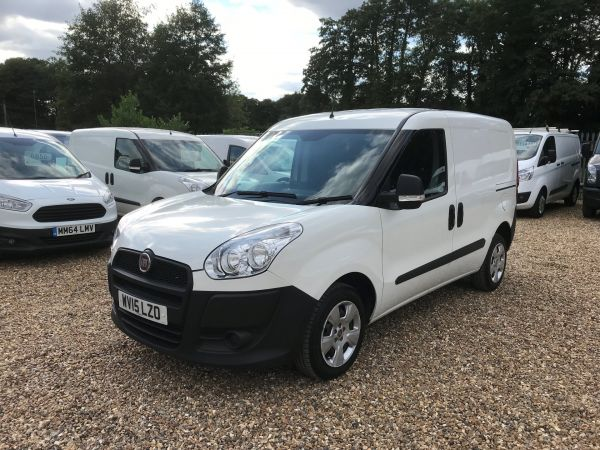 Used FIAT DOBLO CARGO in Woking Surrey for sale