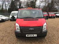 FORD TRANSIT 350 EF LWB DROPSIDE WITH TAIL LIFT 2.2 TDCI 125BHP *6 SPEED!!!  - 1137 - 13