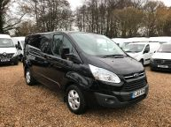 FORD TRANSIT CUSTOM 270 SWB LIMITED **AIR CON** 125BHP 2.2 TDCI *Sorry Now Sold!!! - 1153 - 3