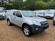 ISUZU D-MAX EXTENDED CAB **AIR CON** 4X4 2.5 TD 165 BHP **HARDTOP CANAPY!!! - 1285 - 3