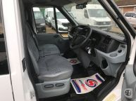 FORD TRANSIT 350 E/F LWB CREWCAB DROPSIDE WITH CAGE 2.4 TDCI *AIR CON!!! - 994 - 12