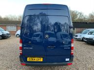 MERCEDES BENZ SPRINTER 313 CDI MWB HIGH ROOF 130BHP 6 SPEED *CRUISE CONTROL!!!  - 1166 - 20