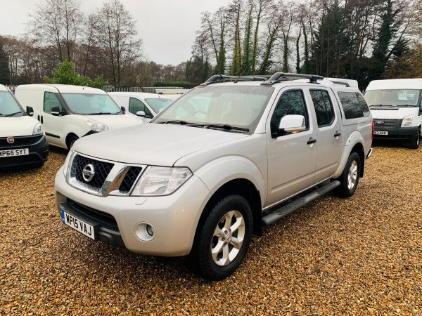 Used NISSAN NAVARA in Woking Surrey for sale