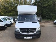 MERCEDES BENZ SPRINTER 313 CDI LWB 14FT CURTAINSIDER WITH BARN DOORS!!! - 852 - 17
