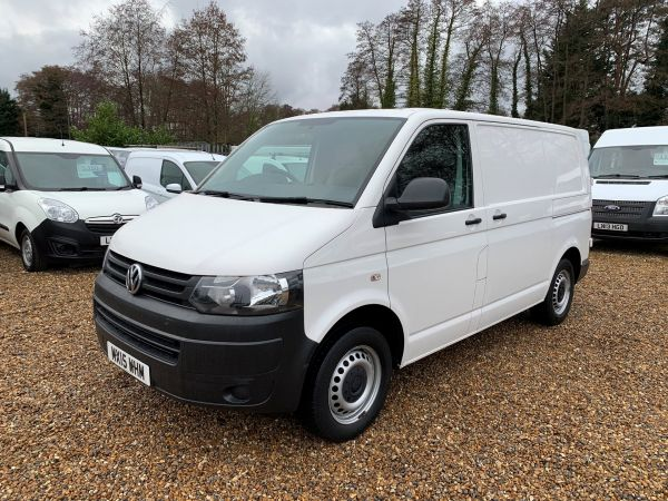 Used VOLKSWAGEN TRANSPORTER in Woking Surrey for sale