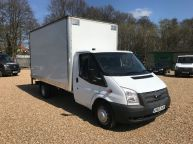FORD TRANSIT 350 EF LWB *155BHP* BOX WITH TAILLIFT 2.2 TDCI *6 SPEED!!! - 974 - 4