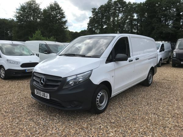 Used MERCEDES BENZ VITO in Woking Surrey for sale