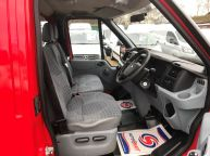 FORD TRANSIT 350 EF LWB DROPSIDE WITH TAIL LIFT 2.2 TDCI 125BHP *6 SPEED!!!  - 1137 - 12