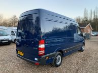 MERCEDES BENZ SPRINTER 313 CDI MWB HIGH ROOF 130BHP 6 SPEED *CRUISE CONTROL!!!  - 1166 - 21