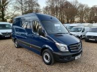 MERCEDES BENZ SPRINTER 313 CDI MWB HIGH ROOF 130 BHP 6 SPEED *CRUISE CONTROL!!!  - 1167 - 3