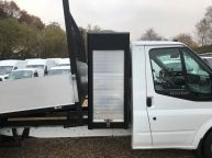 FORD TRANSIT 350 SINGLE CAB TIPPER WITH TOOLBOX **BRAND NEW BODY** 2.2 TDCI *6 SPEED!!!  - 1139 - 16