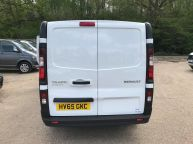 RENAULT TRAFIC LL29 DCI LWB **6 SPEED** L2 H1 EURO 5 BUSINESS 115BHP!!! - 992 - 19